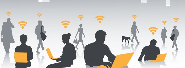audyt sieci wifi
